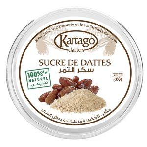 sucre de dattes Kartago